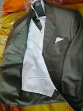 svadobný oblek:))