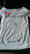 Tričko na rozlučku :)