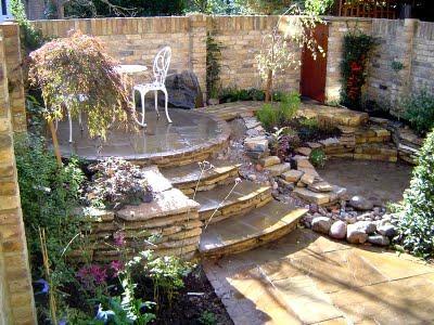 Zahrada - trochu nahečmané, ale pěkné