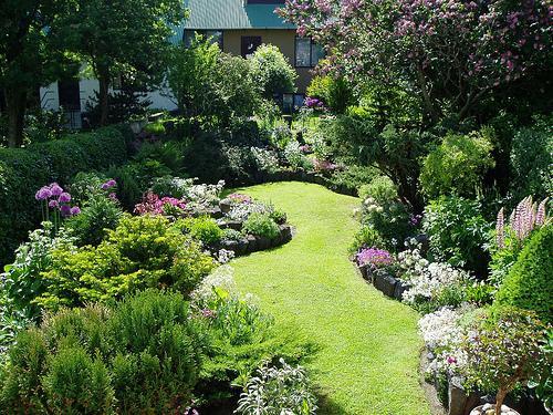 Záhrady, ktoré ma inšpirujú - Obrázok č. 80