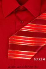 koupená košile promého budoucího manžílka