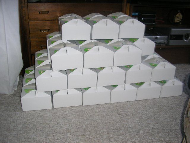 Hlavně šaty - krabičky