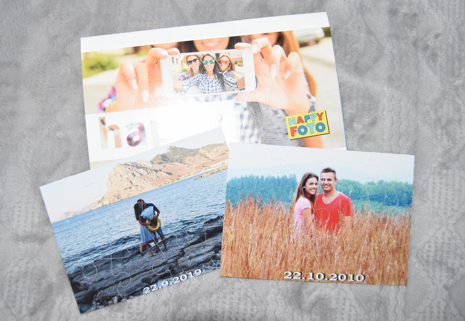 Wedding Time - na skúšku som dala urobiť v Happy Foto puzzle s našimi fotkami a vyzerá to super :) ešte ich niekoľko objednám a na svadbe sa určite využijú :) budú skladať aj deti aj dospelí :)