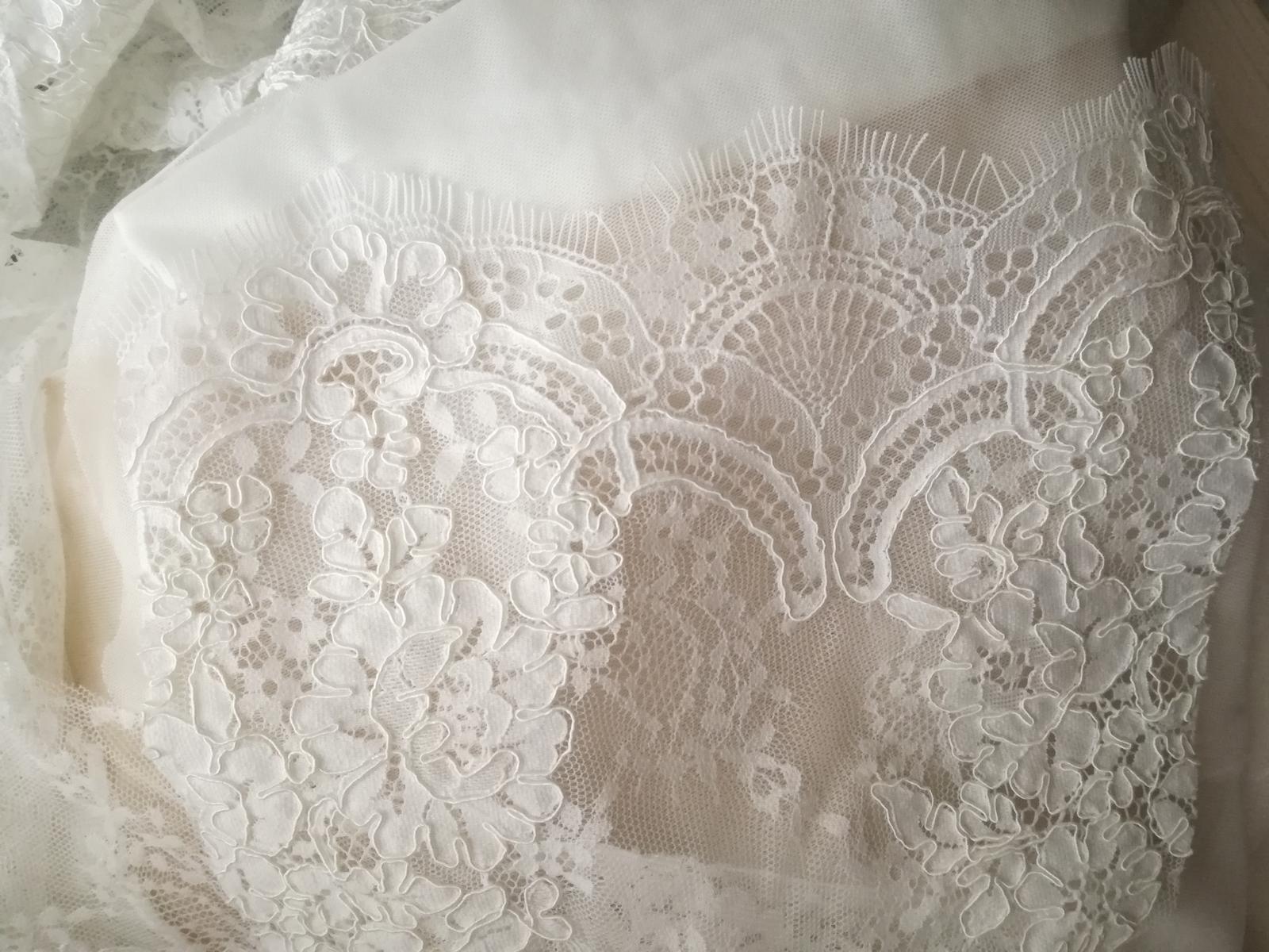 Wedding Time - moja krásna francúzska krajka ♥