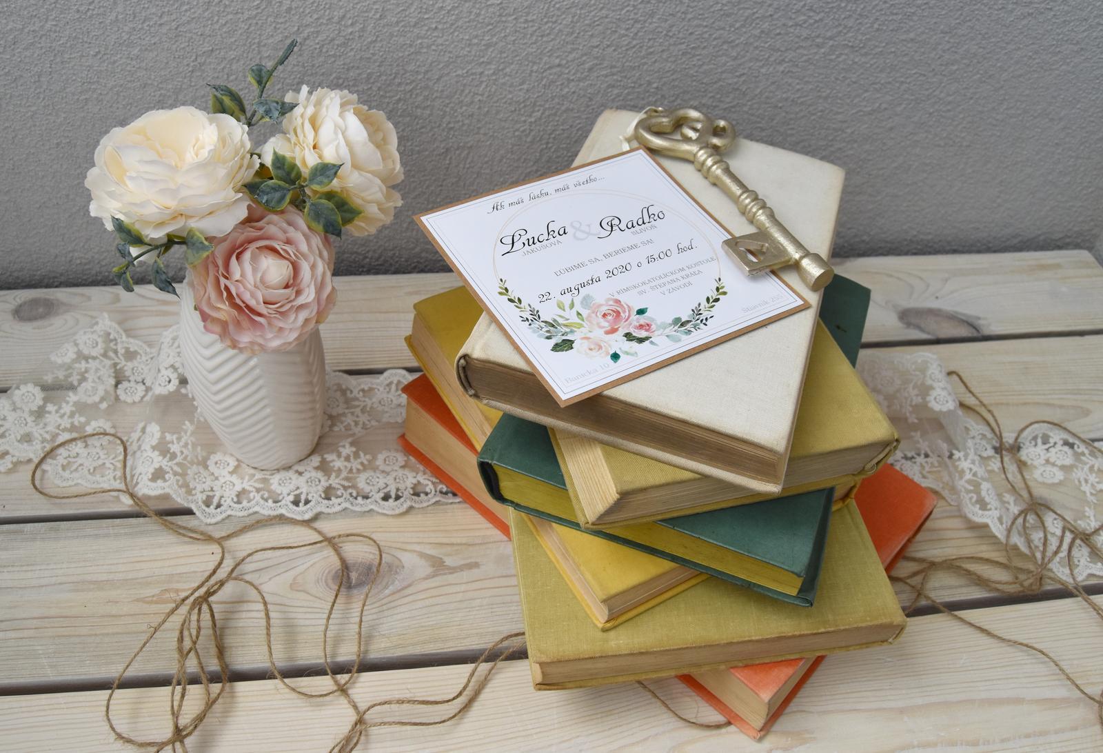 Wedding Time - staré knihy nájdené ☑️ už ich len dotvoriť :)
