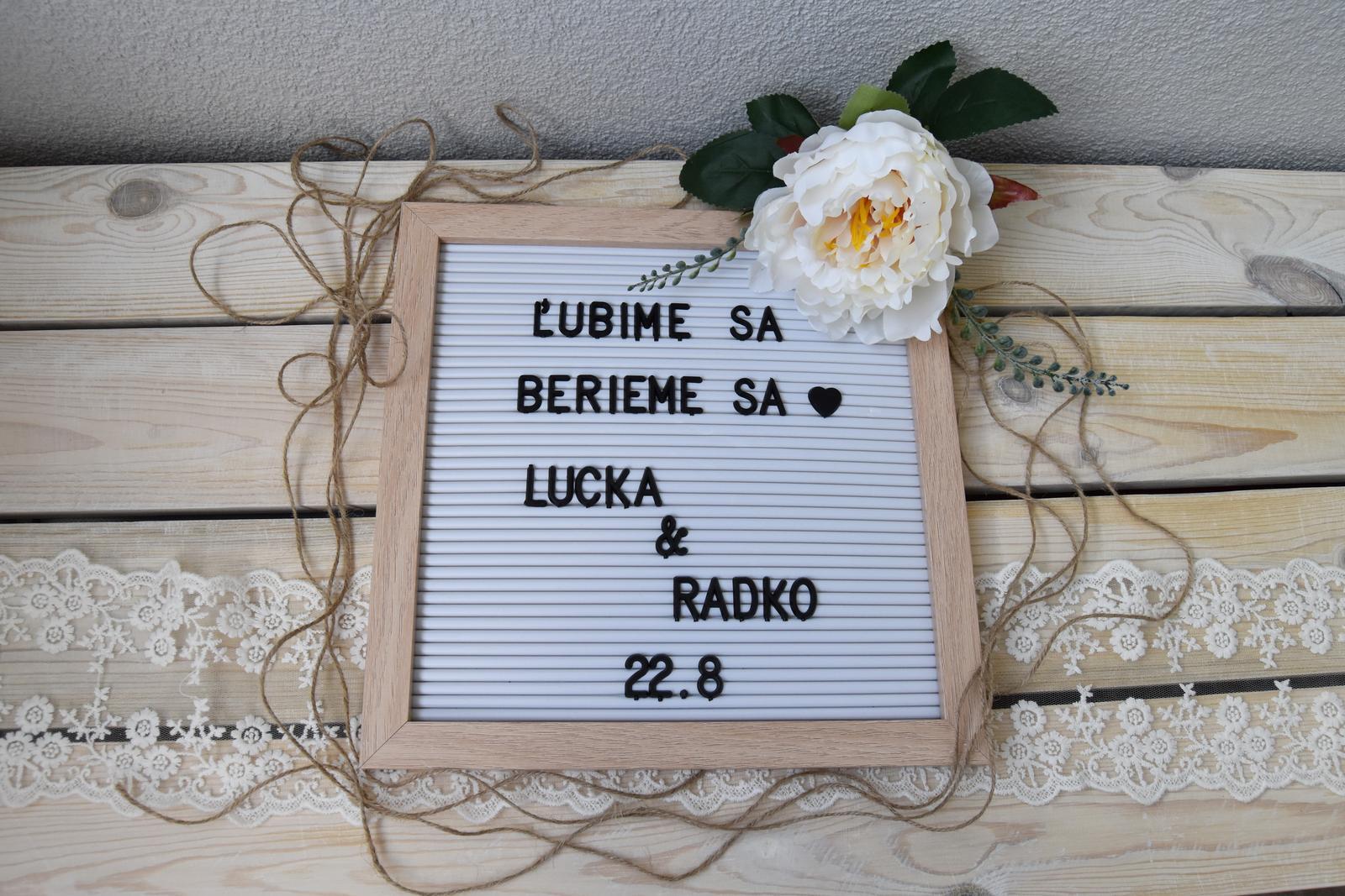 Wedding Time - Obrázok č. 93