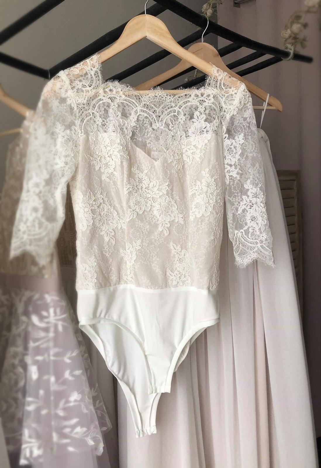 Wedding Time - moje šaty ♥ sukňa a body :) už len posledné úpravy a čoskoro budú doma :)