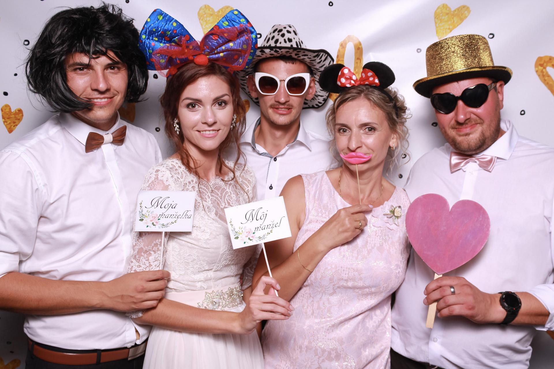 Wedding Time - fotokútik od Funrider mal mega úspech :)