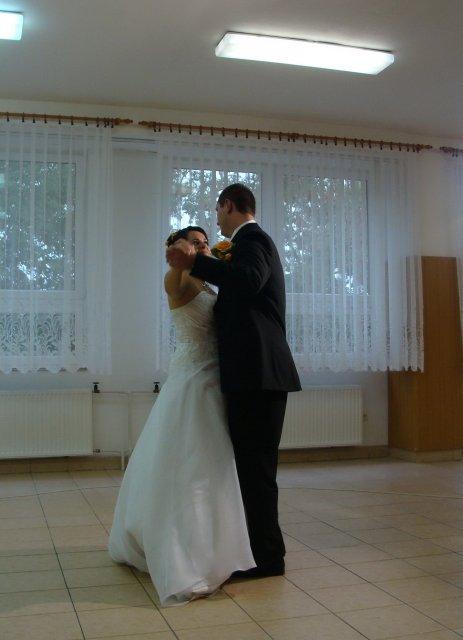 Ivka{{_AND_}}Jajko - ...a náš prvý mladomanželský tanec...