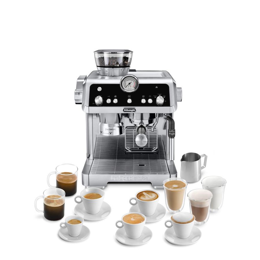 Ahoj, máte někdo pákový kávovar DELONGHI LA SPECIALISTA? jaké máte zkušenosti? Děkuji - Obrázek č. 1