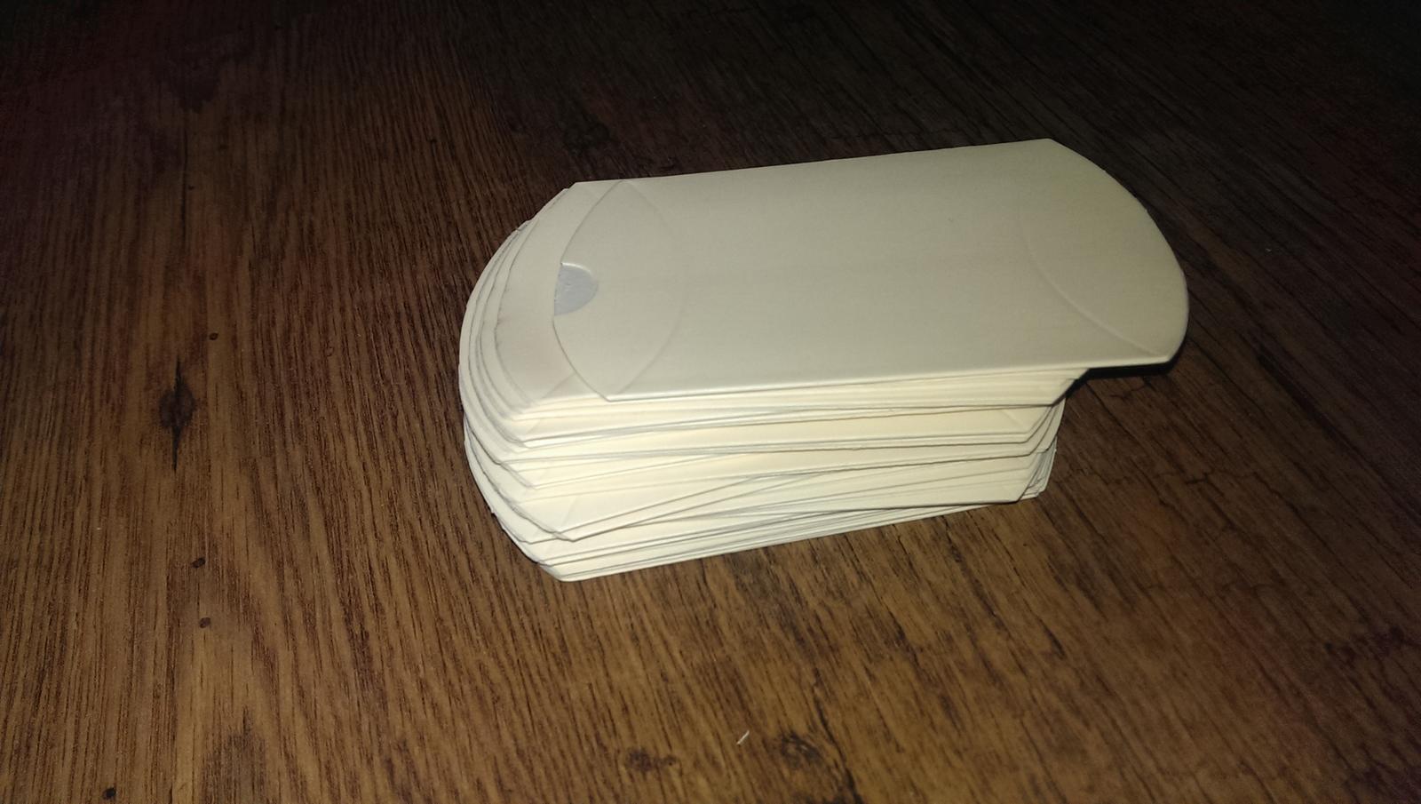 ivory krabicky na darceky pre hosti - Obrázok č. 1