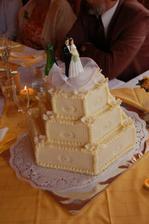 Náš dortík.