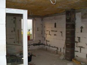 prvé dojmy z interiéru - obývačka