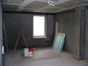 obývačka pripravená na posledné kroky