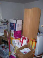 detská izba ako sklad