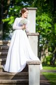 svadobné šaty (xs), 34