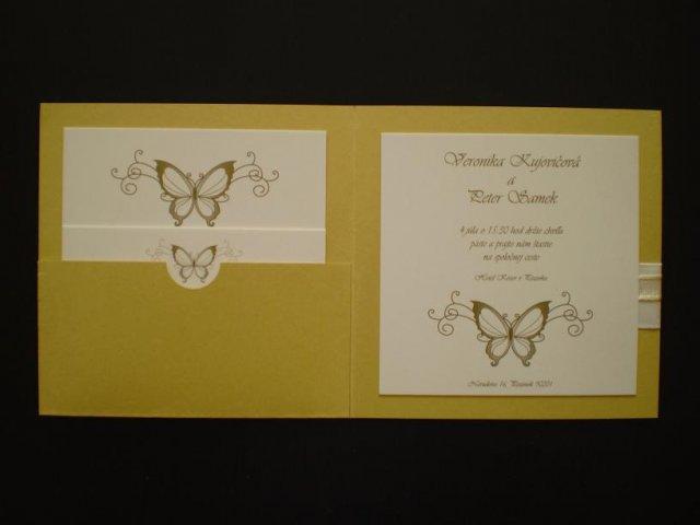 Oznamenia, menovky, pozvanie k stolu, menu, podakovanie - Obrázok č. 93