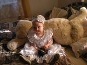 Šaty pro malou družičku., 80