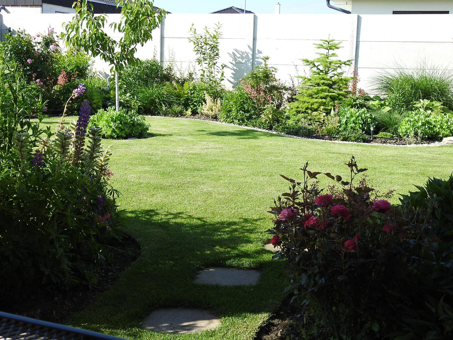 Návrh aj realizácia záhrady v mojom ponímaní - Obrázok č. 5