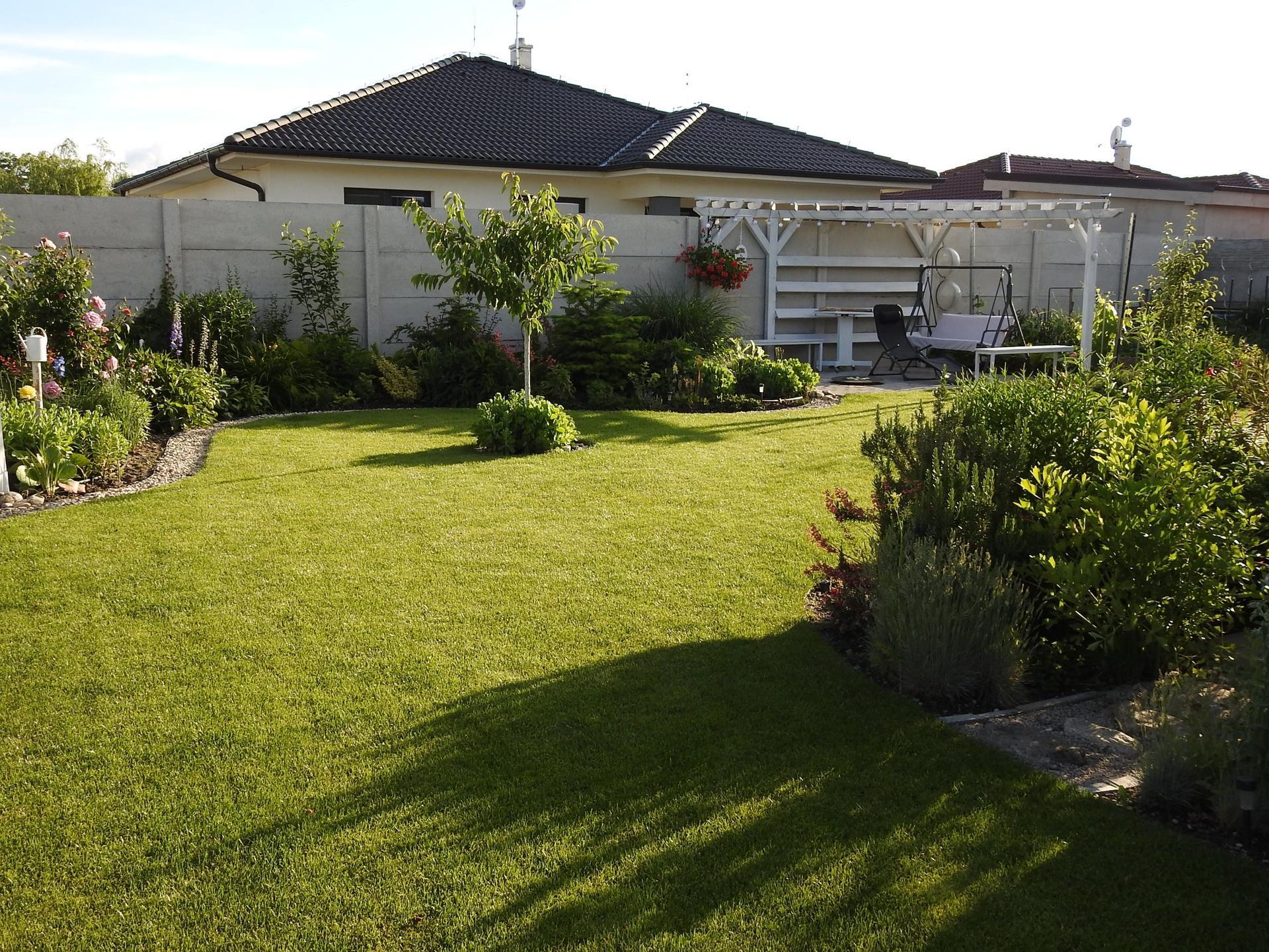 Návrh aj realizácia záhrady v mojom ponímaní - Obrázok č. 30