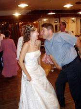 tanec se super bratránkem