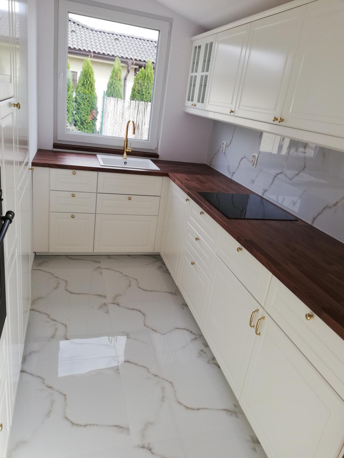 Kuchyňa Ikea - Vidiecky štýl v elegantnom prevedení - Obrázok č. 2