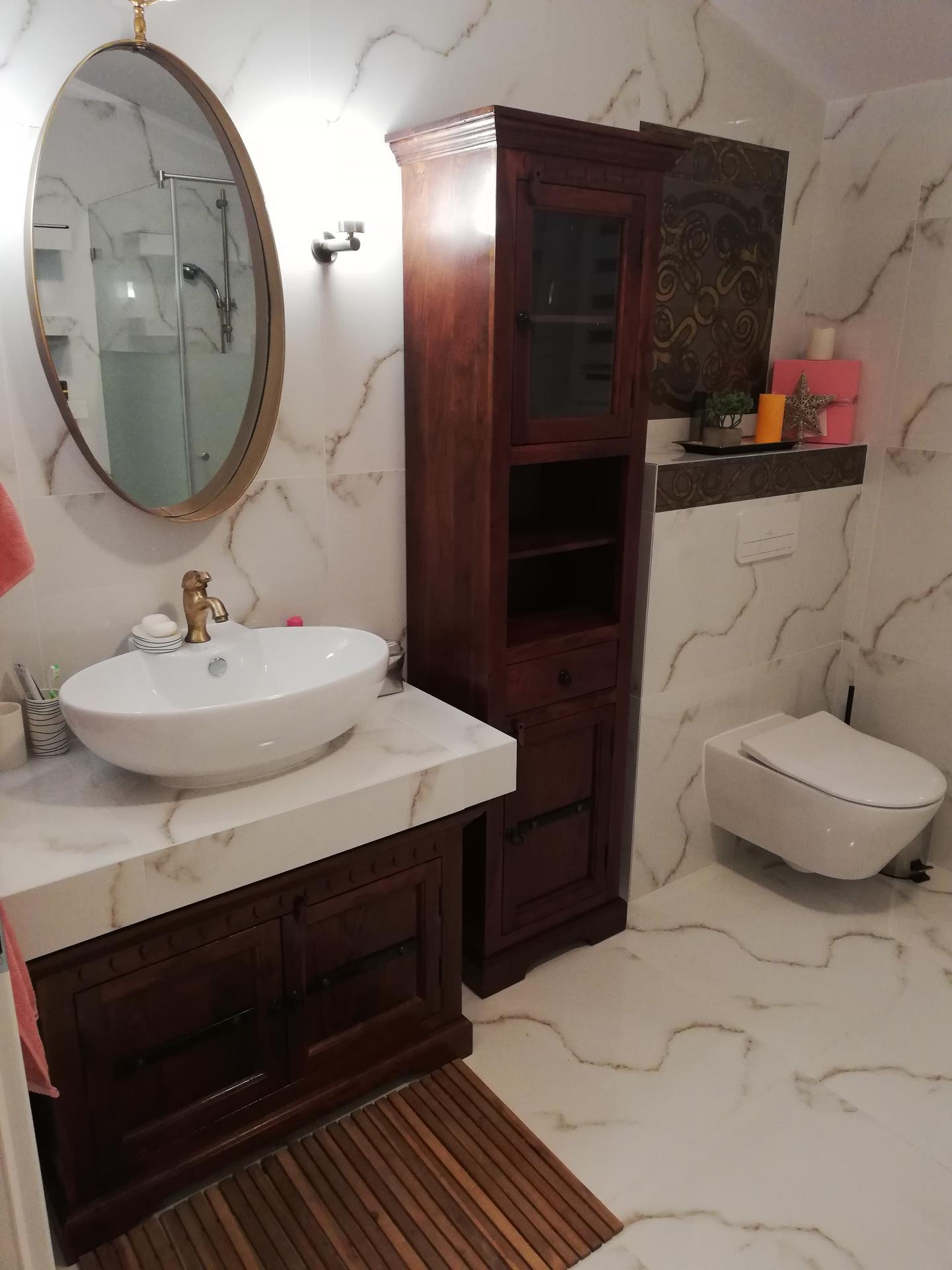 Kúpeľňa tak trocha inak - Obrázok č. 8