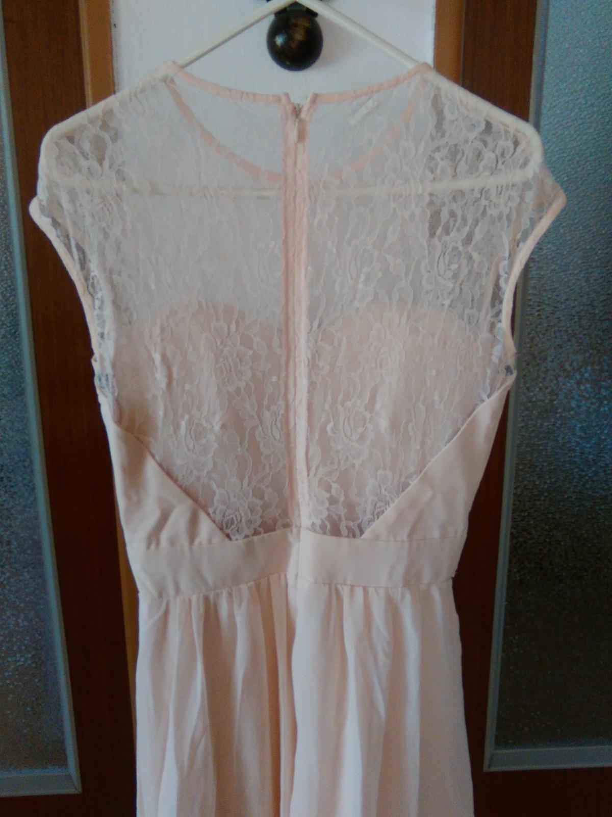 Dlhe šaty Little Mistress - Obrázok č. 3