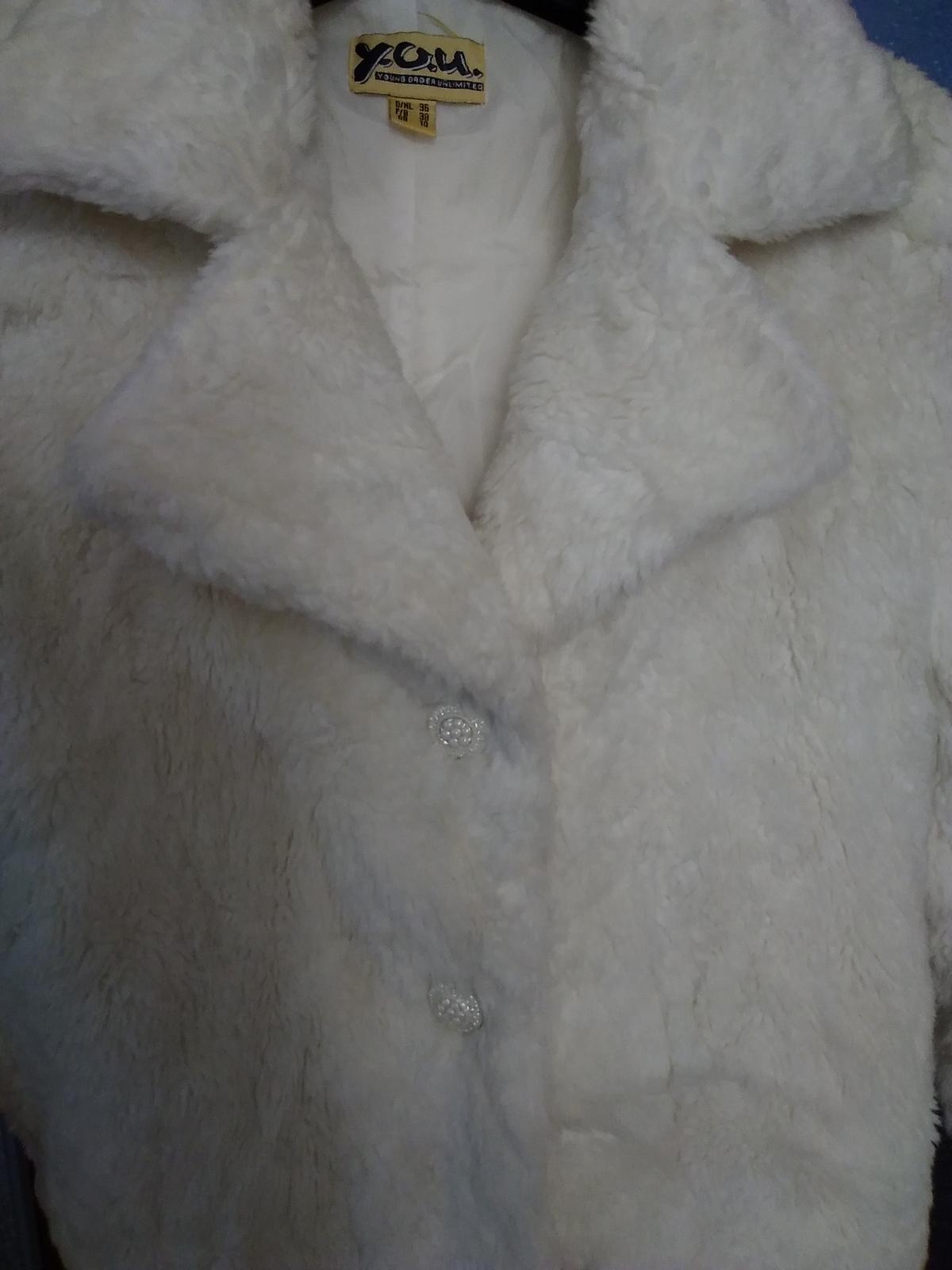 Kozusinovy kabatik - Obrázok č. 1
