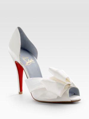 V jednoduchosti je krasa - love these shoes