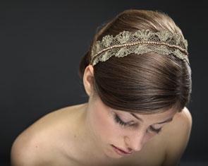 V jednoduchosti je krasa - bridal collection od jennifer behr..