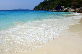 honeymoon v Thajsku