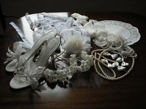 moja vlastna .svadobna kolekcia.