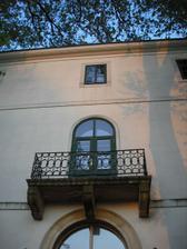 svadobna .pracovna. cesta na Slovensko, objavili sme balkon na .speeches. ;)