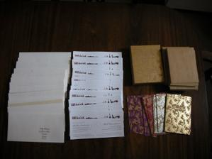 wedding invites and envelopes printed