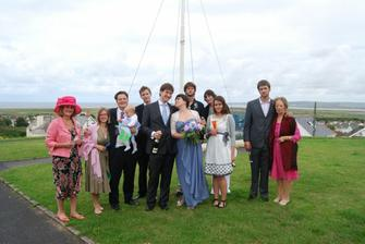 wedding party in Northam