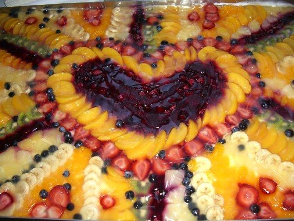 Barborka{{_AND_}}Mark - srdieckova torta od Pavly