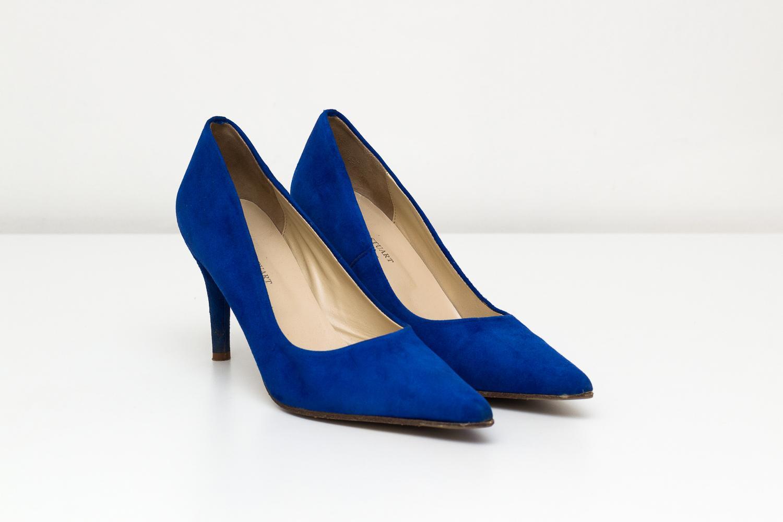 Lodičky - modré - Obrázek č. 1