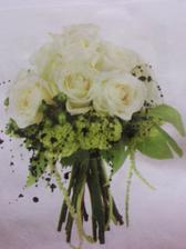 kyticu by som chcela z bielych ruzi