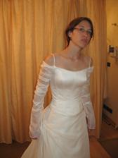 šaty - tyhle jsou hezci na fotce z katalogu... romanticparis.cz