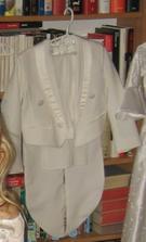 Zamluvený dětský oblek, pokud bude světlý a ne tmavý