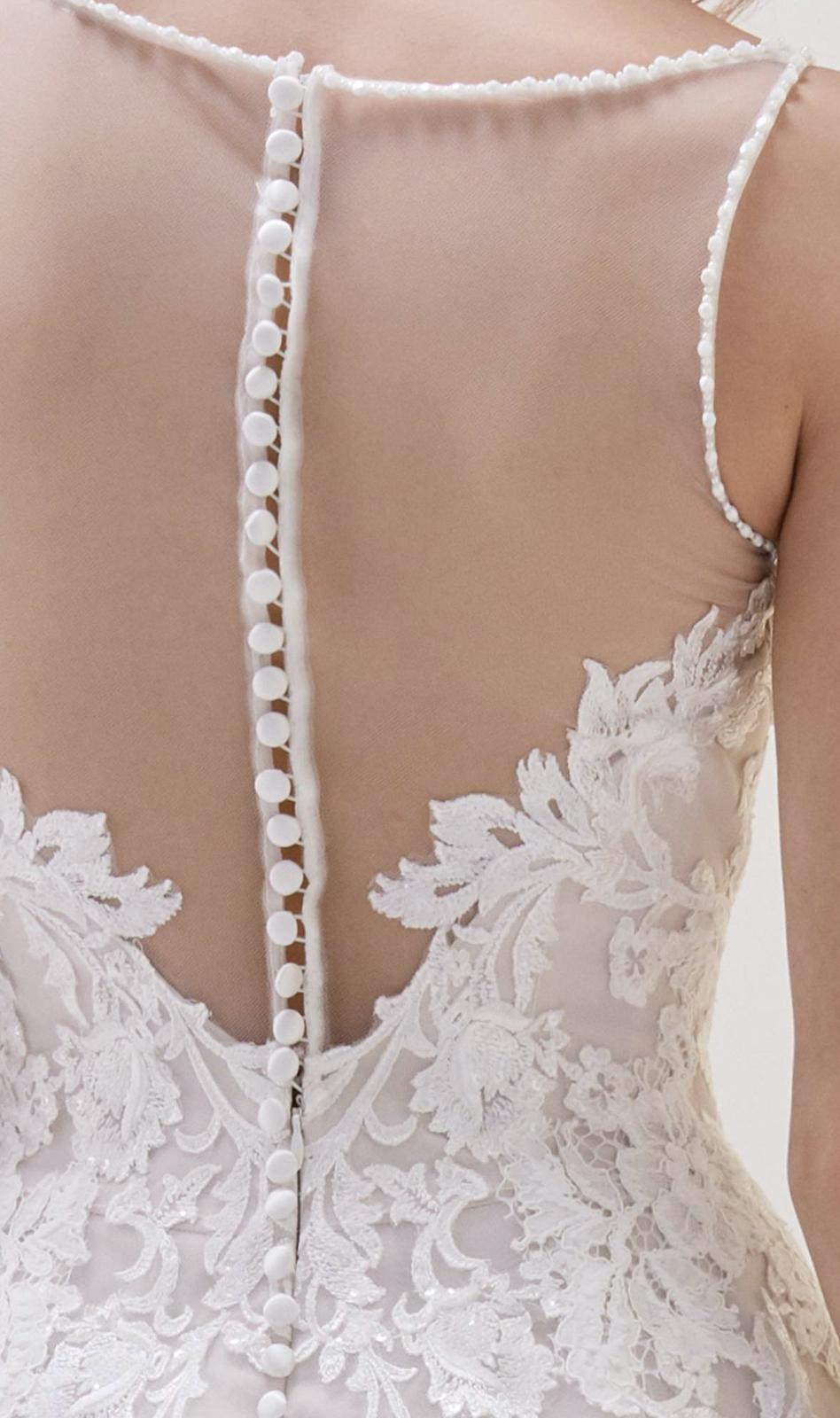Predám svadobné šaty zn. Pronovias - Obrázok č. 3