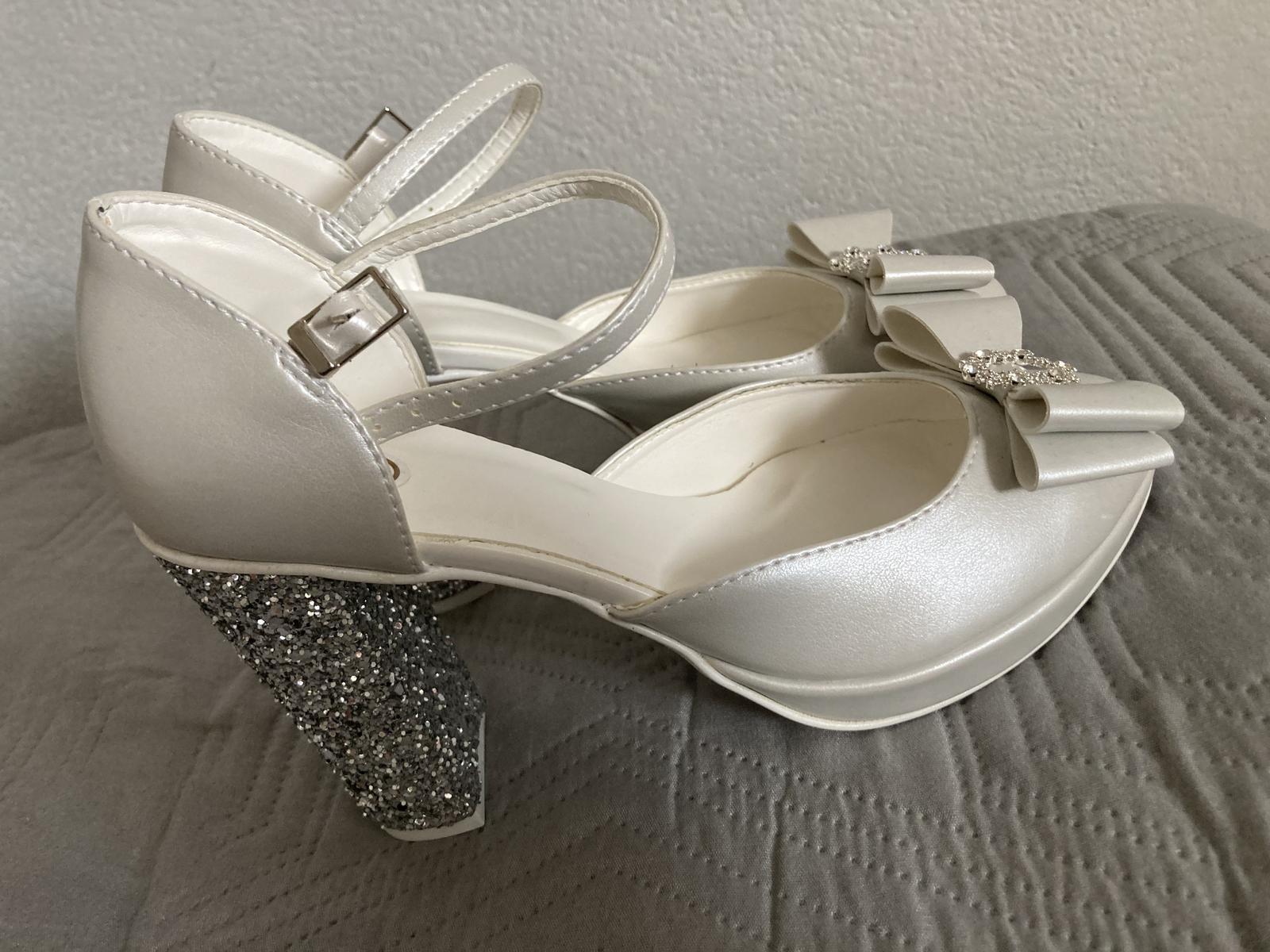 svadobné lodičky/ topánky - Obrázok č. 1