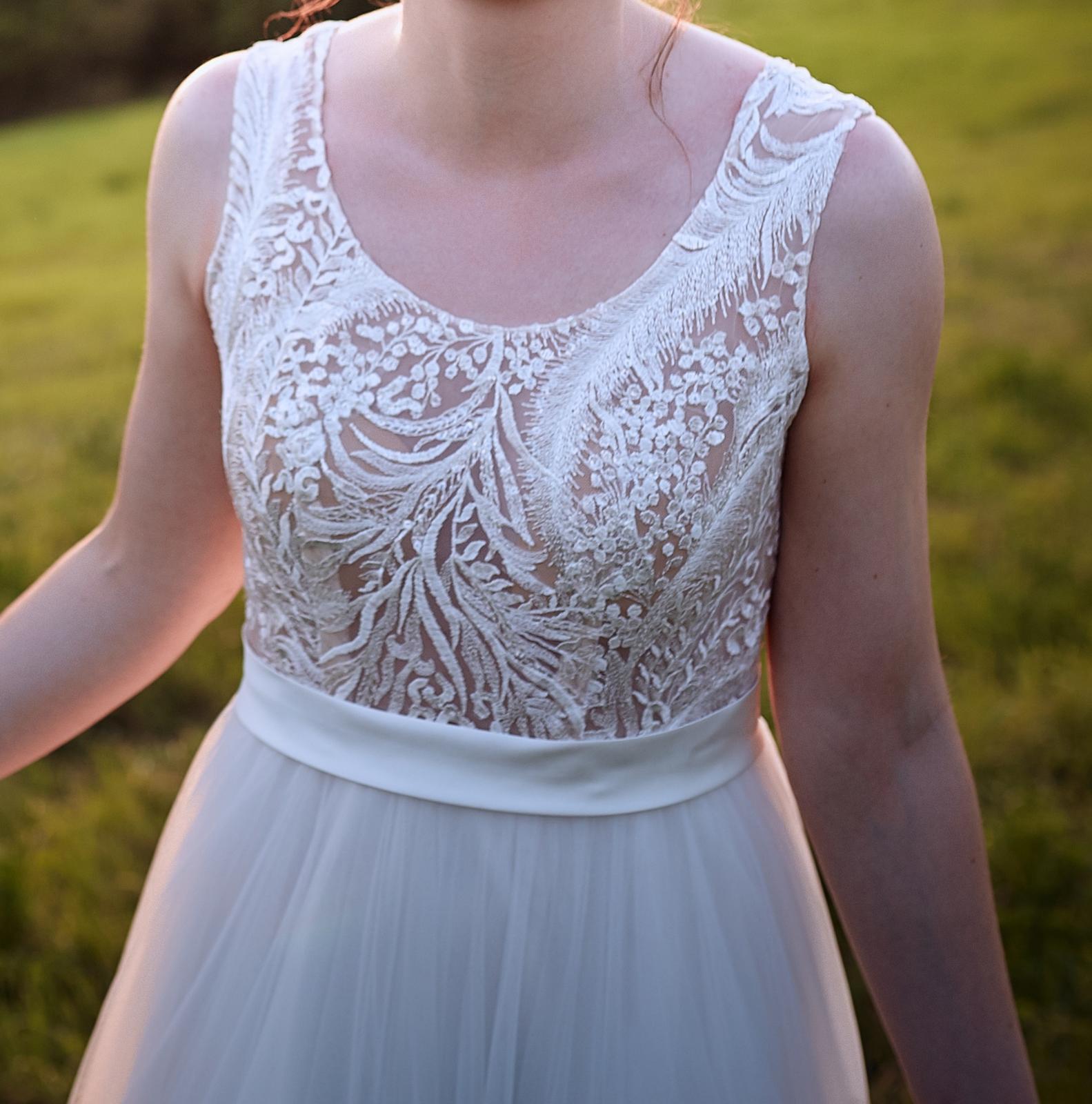 Svatební šaty Madora - Obrázek č. 1
