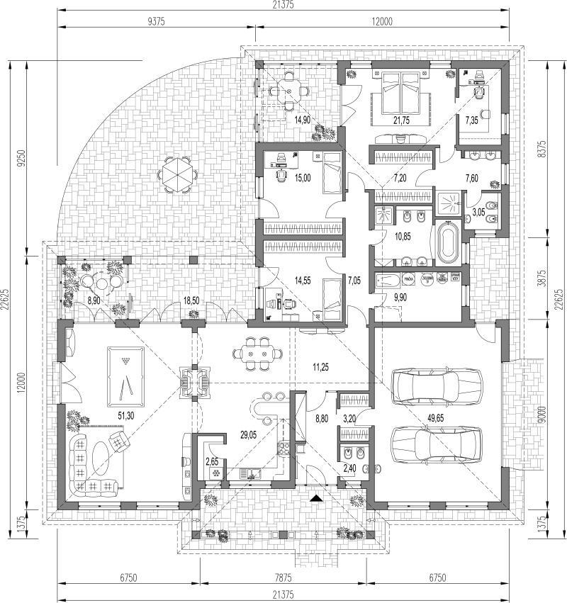 Our dream house - Bungalov XL