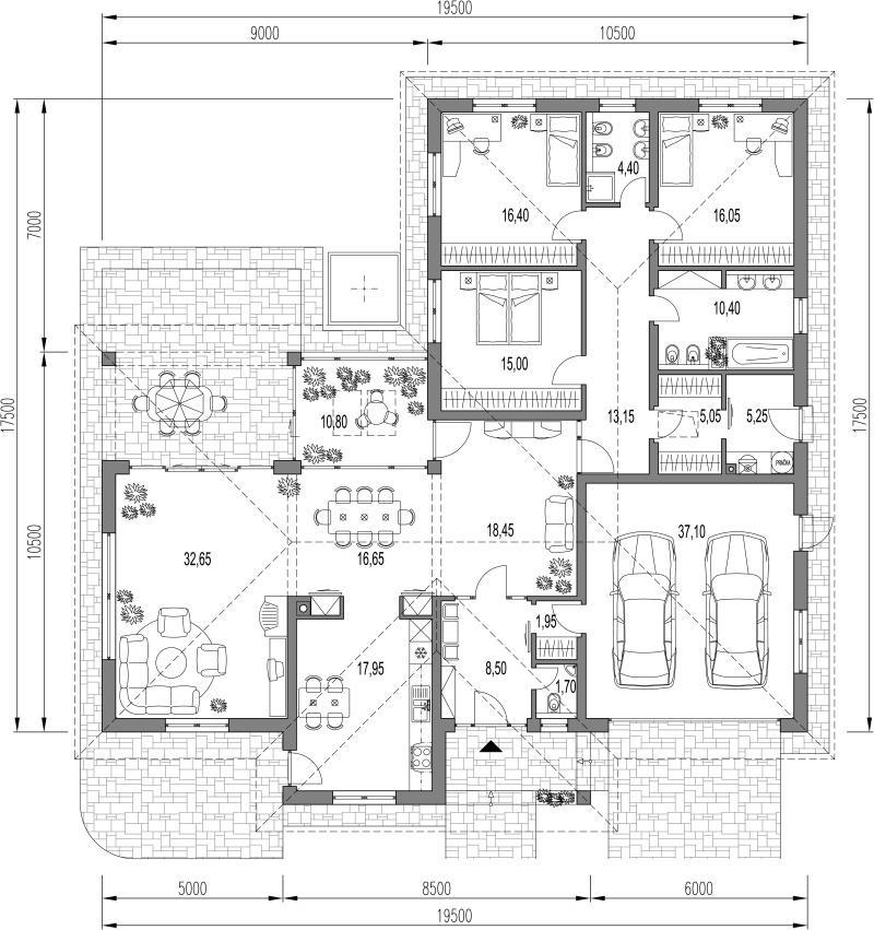 Our dream house - Bungalov Laguna