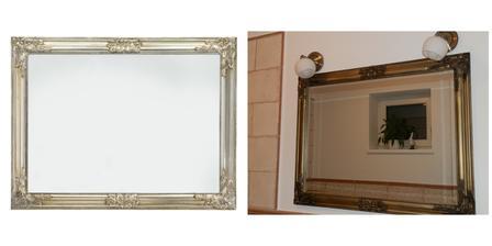 prisposobila som si zrkadlo z jysku za 25€ farebne k ostatnym doplnkom