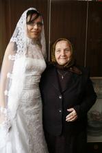 S babkou, ktorá teraz oslávila 80-tku.