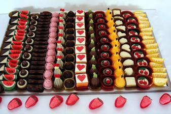 úžasné koláčiky...aj chutné :-)