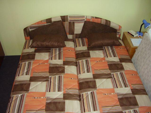 Naše nová postel :-)